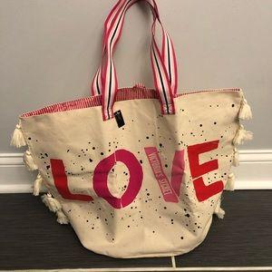 NWT. Victoria's Secret Tote Bag
